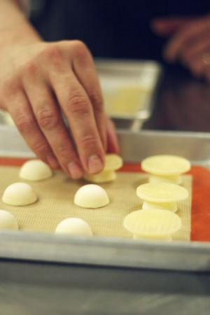 Choux Method 2  (Photo Credit - Lauren DeFilippo)