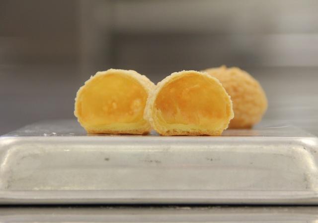 Crunchy Choux