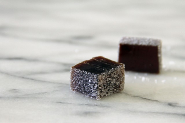 Balsamic Pate de Fruit